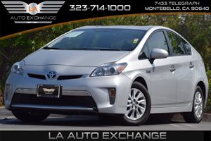 2013 Toyota Prius Plug-In  Carfax 1-Owner 18L Dohc 16-Valve Vvt-I Atkinson-Cycle I4 Hybrid Engin