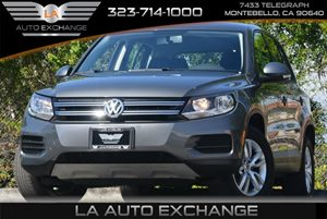 2013 Volkswagen Tiguan S Carfax 1-Owner Air Conditioning  AC Audio  Auxiliary Audio Input Au