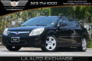 2007 Saturn Aura XE Carfax Report - No Accidents  Damage Reported to CARFAX 2-Way Pwr Driver Sea