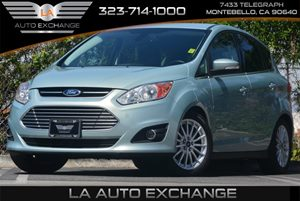 2013 Ford C-Max Hybrid SEL Carfax 1-Owner - No Accidents  Damage Reported to CARFAX Air Conditio