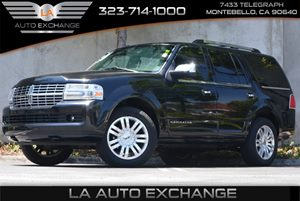 2013 Lincoln Navigator  Carfax 1-Owner Audio  Auxiliary Audio Input Body Color Pwr Running Boar