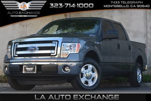 2013 Ford F-150 XLT Carfax Report 4 Full-Size Doors Air Conditioning  AC Audio  AmFm Ster