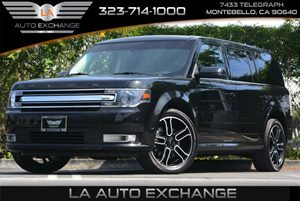 2014 Ford Flex SEL Carfax 1-Owner Air Conditioning  AC Audio  AmFm Stereo Audio  Mp3 Playe