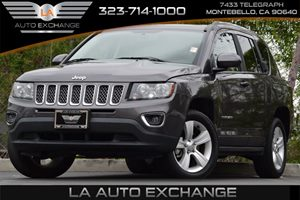 2015 Jeep Compass High Altitude Edition Carfax 1-Owner - No Accidents  Damage Reported to CARFAX