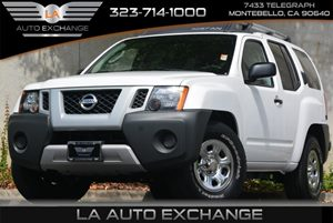2012 Nissan Xterra X Carfax Report - No Accidents  Damage Reported to CARFAX Air Conditioning