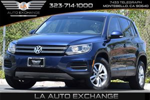 2013 Volkswagen Tiguan S Carfax 1-Owner Audio  Auxiliary Audio Input Audio  Mp3 Player Conven