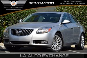 2011 Buick Regal CXL Carfax Report Convenience  Automatic Headlights Convenience  Cruise Contr