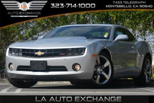 2011 Chevrolet Camaro 2LT Carfax Report Audio  Auxiliary Audio Input Audio  Satellite Radio C