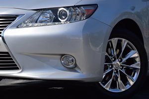 2013 Lexus ES 300h Hybrid Carfax 1-Owner  Silver Lining Metallic 34492 Per Month -ON APPROVE