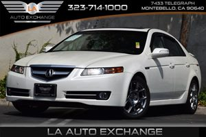 2008 Acura TL sedan Carfax Report Childproof Rear Door Locks Convenience  Adjustable Steering W