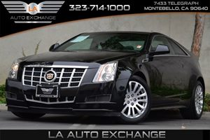 2013 Cadillac CTS Coupe  Carfax 1-Owner Audio  Cd Player Audio  Mp3 Player Convenience  Auto