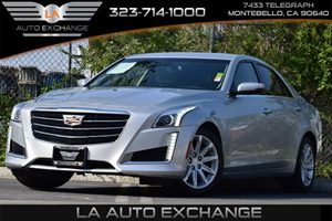 2015 Cadillac CTS Sedan RWD Carfax Report - No Accidents  Damage Reported to CARFAX Audio  Auxi