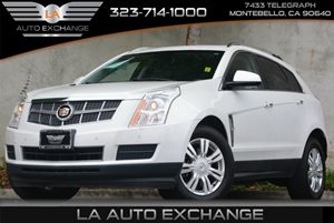 2010 Cadillac SRX Luxury Collection Carfax Report Air Conditioning  AC Displacement  3L Engin