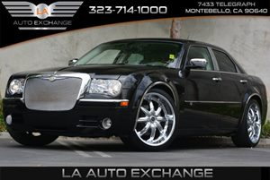 2008 Chrysler 300 C Hemi Carfax Report Air Conditioning  AC Audio  Premium Sound System Brig