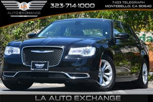 2015 Chrysler 300 Limited Carfax 1-Owner 5 Person Seating Capacity Air Conditioning  AC Air C