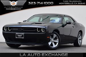 2015 Dodge Challenger SXT Carfax 1-Owner 160 Amp Alternator Convenience  Automatic Headlights