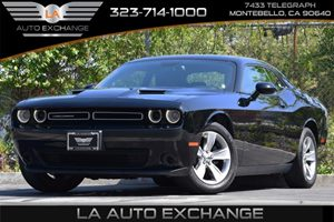 2015 Dodge Challenger SXT Carfax 1-Owner 160 Amp Alternator 262 Axle Ratio 5 Person Seating Ca