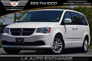 2013 Dodge Grand Caravan SXT Carfax 1-Owner - No Accidents  Damage Reported to CARFAX 160-Amp Al
