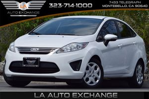 2013 Ford Fiesta SE Carfax Report 16L I4 Ti-Vct Engine Anti-Lock Brake System Abs Convenienc
