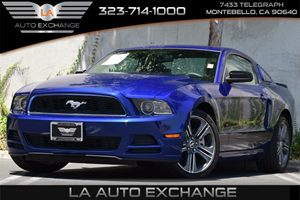 2014 Ford Mustang V6 Premium Carfax 1-Owner 130 Amp Alternator Airbag Occupancy Sensor Audio