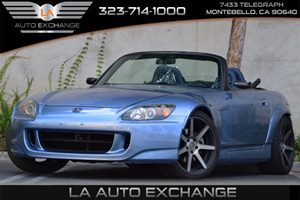 2003 Honda S2000  Carfax Report Fuel Capacity  132 Gal Tank Fuel Economy  20 Mpg City  26 Mp