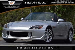2006 Honda S2000  Carfax Report - No Accidents  Damage Reported to CARFAX  Sebring Silver Meta