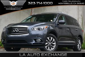 2013 Infiniti JX35  Carfax 1-Owner - No Accidents  Damage Reported to CARFAX 4-Wheel Anti-Lock B