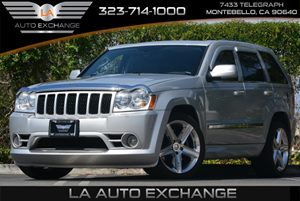 2007 Jeep Grand Cherokee SRT-8 Carfax 1-Owner - No Accidents  Damage Reported to CARFAX  Brigh