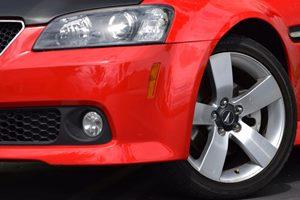 2008 Pontiac G8 GT Carfax Report Audio  Auxiliary Audio Input Audio  Premium Sound System Con