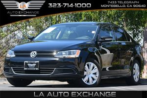 2013 Volkswagen Jetta Sedan SE Carfax 1-Owner Air Conditioning  AC Convenience  Intermittent