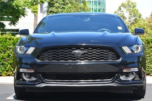 2015 Ford Mustang EcoBoost Premium Carfax 1-Owner - No Accidents  Damage Reported to CARFAX  B
