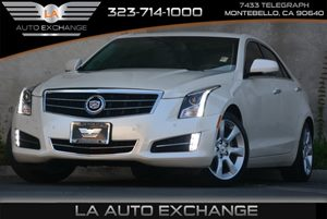 2013 Cadillac ATS Performance Carfax 1-Owner - No Accidents  Damage Reported to CARFAX Audio  A