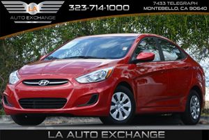 2015 Hyundai Accent GLS Carfax 1-Owner - No Accidents  Damage Reported to CARFAX 114 Gal Fuel