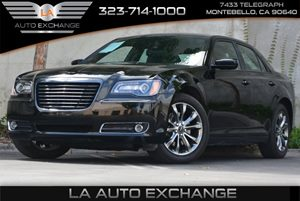 2014 Chrysler 300 300S Carfax 1-Owner 5 Person Seating Capacity 6 Cylinders Air Conditioning
