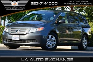 2013 Honda Odyssey LX Carfax 1-Owner - No Accidents  Damage Reported to CARFAX 2-Speed Variable