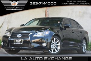 2014 Lexus GS 350  Carfax 1-Owner 5 Person Seating Capacity Air Conditioning  Climate Control