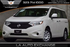 2015 Nissan Quest S Carfax 1-Owner - No Accidents  Damage Reported to CARFAX 130 Amp Alternator