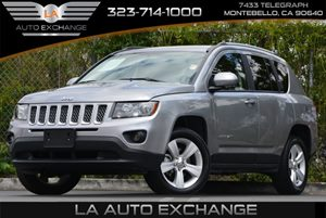 2016 Jeep Compass Latitude Carfax 1-Owner - No Accidents  Damage Reported to CARFAX Air Conditio