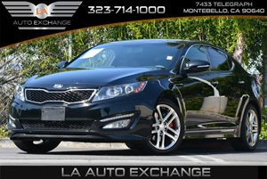 2013 Kia Optima SX wLimited Pkg Carfax 1-Owner Displacement  2L Engine Engine Type  4 Cylinde