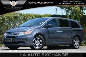 2013 Honda Odyssey EX Carfax 1-Owner - No Accidents  Damage Reported to CARFAX 6 Cylinders Air