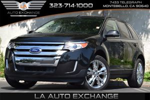 2013 Ford Edge SEL Carfax 1-Owner 316 Axle Ratio Child Safety Rear Door Locks Convenience  Ad