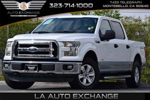 2015 Ford F-150 XLT Carfax 1-Owner Fuel Capacity  36 Gal Tank Fuel Economy  17 Mpg City  23 M