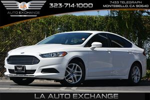 2014 Ford Fusion SE Carfax 1-Owner 5 Person Seating Capacity Body-Colored Rear Bumper Convenien