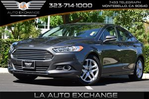 2015 Ford Fusion SE Carfax 1-Owner - No Accidents  Damage Reported to CARFAX 307 Axle Ratio 4-