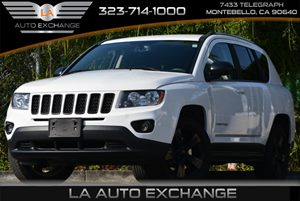 2015 Jeep Compass Sport Carfax 1-Owner - No Accidents  Damage Reported to CARFAX 5 Person Seatin