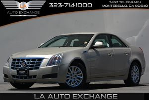 2013 Cadillac CTS Sedan Luxury Carfax Report - No Accidents  Damage Reported to CARFAX  Summer