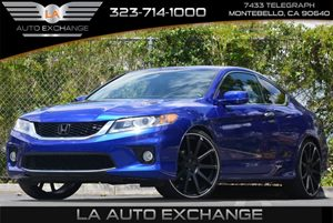 2015 Honda Accord Coupe EX-L Carfax 1-Owner - No Accidents  Damage Reported to CARFAX 5 Person S