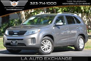 2015 Kia Sorento LX Carfax 1-Owner - No Accidents  Damage Reported to CARFAX 6 Cylinders Auto O