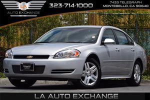 2014 Chevrolet Impala Limited LT Carfax 1-Owner - No Accidents  Damage Reported to CARFAX Altern