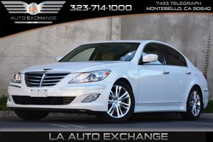 2013 Hyundai Genesis 38L Carfax 1-Owner - No Accidents  Damage Reported to CARFAX Air Condition